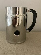 Nespresso Model 3192 Electric Milk Frother Stainless  Aeroccino Canister Only