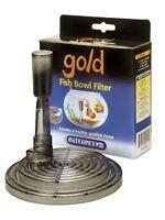 INTERPET GOLD FISH BOWL FILTER