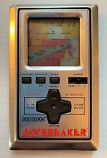 JAWBREAKER Rare Orlitronic Vintage LCD Handheld Arcade Video Game 1982 Works!