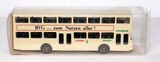 Wiking 730, MAN SD 200, Berlin Bus, 1:87, im Originalkarton            #ab1107
