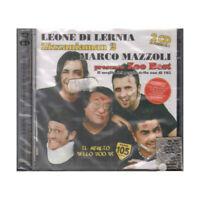 Leone Di Lernia 2 CD Zizzaniaman 2 Il Meglio Del Peggio Sigillato 8022745020732