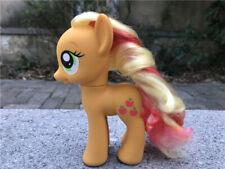 "Original My Little Pony 5.5""/14cm Applejack Toy Figure Girl Gift New No Package"