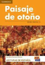 Paisaje de Otoño by Ana María Carretero Giménez (2014, Paperback)