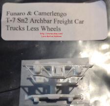 LMH Funaro F&C T-7 T7 Sn2 ARCH BAR TRUCKS Sandy River Rangeley SR&RL SRRL 1-Pair