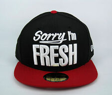 New Era Men's Sorry I'm Fresh And You're Not 59FIFTY Fitted Cap - Size 3/8