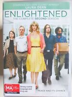Enlightened : Season 2 [ 2 DVD Set ] Region 4, BRAND NEW & SEALED, Free FastPost