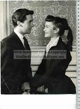 ORIGINAL PRESSEFOTO: 1955 LONDON Jannette SCOTT & Vermon GREY für Mario ZAMPI