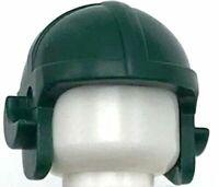 LEGO Minifigure Headgear Cap Helmet Cap Aviator Fighter with Visor S19Fotball