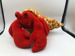 Wild Republic Hermit Crab Shell 2015 K&M Plush Kids Soft Stuffed Toy Animal Doll