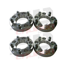 "4 Qty 5x5.5mm 5x139.7 1.0"" Wheel Spacers 5 Lug Geo Tracker Jeep CJ-2A CJ-3A Ford"