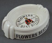 EXCELLENT VINTAGE FLOWERS BEST BITTER PUB ASHTRAY - FLOWER & SONS BEER