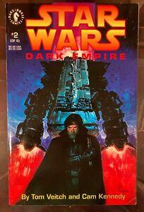 STAR WARS DARK EMPIRE #2 (1991) Dark Horse Comics