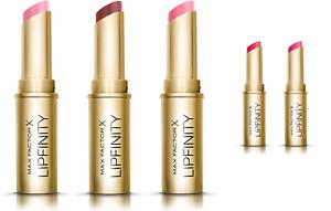 Max Factor Lipfinity Long Lasting Bullet Lipstick, 4g - Choose Shade