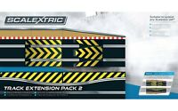 Scalextric Car Track Extension Pack 2 Leap & Chicane