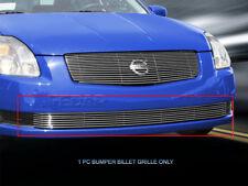 Fedar Fits 2004-2006 Nissan Sentra Polished Lower Bumper Billet Grille