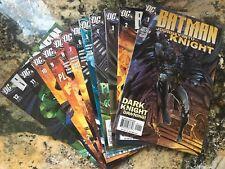 Batman Journey Into Knight 1 - 12 SET! NM DC