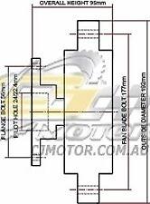 DAYCO Fanclutch FOR Mitsubishi Pajero Jan 2009 - Oct 2011 3.8L 6G75