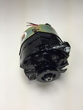 MERCRUISER SAE MARINE BLACK POWDER COAT 3 WIRE HIGH OUTPUT ALTERNATOR 135 AMP