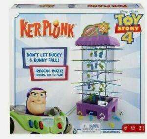 Disney Pixar Toy Story 4 Kerplunk Game New Boxed Mattel