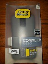 Otter Box Commuter Series fits Samsung Galaxy S5 Gunmetal Grey Part A Internal