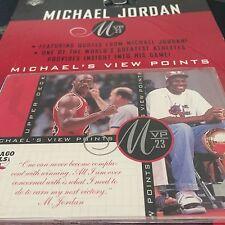 Micheal Jordan Upper Deck 1997 Mvp 23  10 Premium Oversized Cards