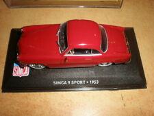 Altaya  1/43  Simca 9 Sport 1953         MIB (06-011)