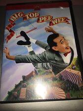 Big Top Pee-Wee (DVD, 2013)