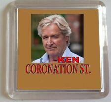 CORONATION STREET Ken Barlow ACRYLIC COASTER