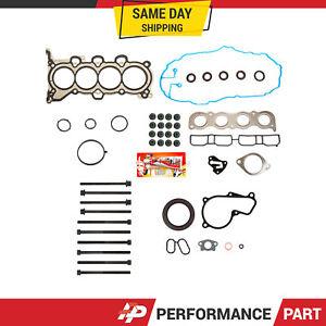 Full Gasket Bolts Set for 2011-2015 Kia Forte Hyundai Elantra 1.8 12-13 Soul 2.0