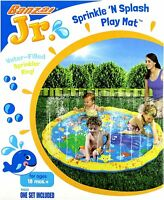 BANZAI 14663 Sprinkle 'n' Splash Play Mat, Multi-Colour