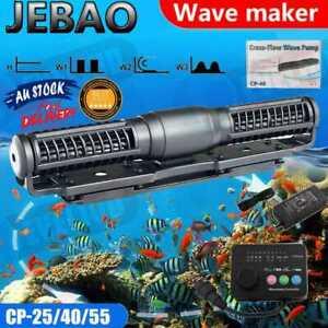 JEBAO CP-25W/40W/55W JECOD CROSS FLOW PUMP WAVE MAKER AQUARIUM REEF TANK AU Plug