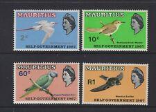 Mauritius - 1967, Auto Gouvernement, Oiseaux Ensemble - MNH - Sg 345/8
