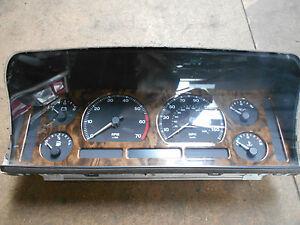 Jaguar X300 instrument pack. Good condition. 1994-1997.