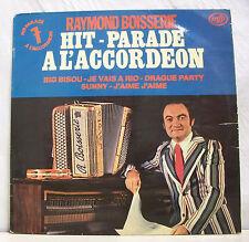 "33T RAYMOND BOISSERIE Disque LP 12"" HIT PARADE ACCORDEON Vol 7 Musette MFP 13351"