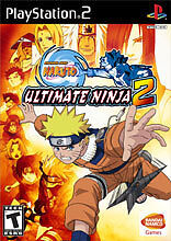 Naruto Ultimate Ninja 2 PS2 Great Condition Complete