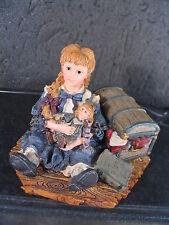 Boyds Yesterday's Child Jennifer With Priscilla The Doll In The Attic Mib Ed 1E