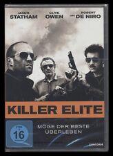 DVD KILLER ELITE - JASON STATHAM + CLIVE OWEN + ROBERT DE NIRO - Action-Thriller