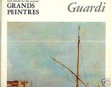 GUARDI = Grands peintres & Chefs-d'oeuvre de l'art + N° 8