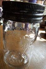 Crown Mason Jar