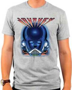 JOURNEY Frontiers Album Art T SHIRT S-2XL New Official Goodie Two Sleeves Merch