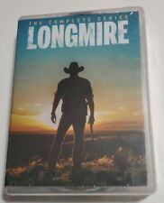 Longmire The Complete Series (DVD Box Set) New Seasons 1-6