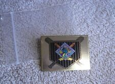 New Norwich  Navigators Tater Gator Pin Tie Tac Logo Baseball Bats 1999 Minors