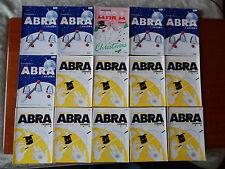 15X Old Abra Cadabra Magazines No. 2644-2658 The Magic Circle Abracadabra