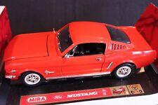 Mira Ford Mustang 1965 1:18 Red (AK)