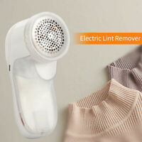 Rechargeable Electric Lint Remover Pill Fluff Fabric Sweater Clothes Fuzz Shaver