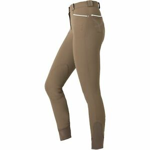 """Mark Todd Ladies Contender Competition Breeches Funghi 24"""""""