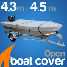 4.3m - 4.5m Trailerable Open Boat Cover Tinnie heavy duty Tinny