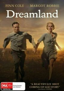 Dreamland Margot Robbie BRAND NEW Region 4 DVD