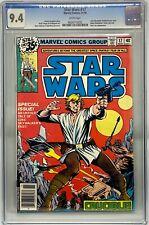 STAR WARS #17 9.4 CGC WP Marvel Comics