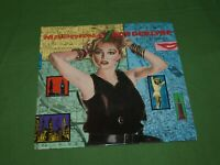 1986 Madonna Material Borderline / Physical Attraction original Picture Sleeve